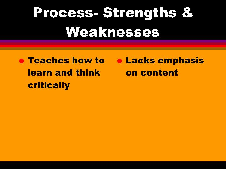 strengths and weaknesses of journal articles